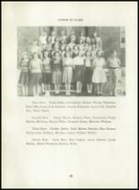 1945 Hazel Green High School Yearbook Page 26 & 27