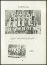 1945 Hazel Green High School Yearbook Page 32 & 33