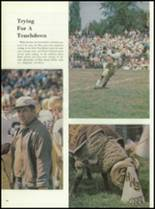 1972 Highlands High School Yearbook Page 24 & 25