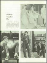 1972 Highlands High School Yearbook Page 40 & 41