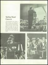 1972 Highlands High School Yearbook Page 54 & 55