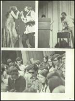 1972 Highlands High School Yearbook Page 66 & 67