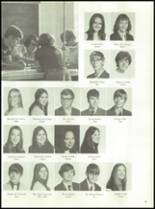 1972 Highlands High School Yearbook Page 84 & 85