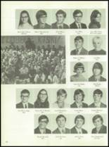 1972 Highlands High School Yearbook Page 94 & 95