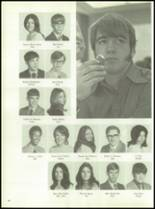 1972 Highlands High School Yearbook Page 98 & 99