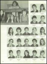 1972 Highlands High School Yearbook Page 106 & 107