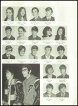 1972 Highlands High School Yearbook Page 110 & 111