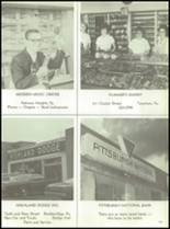 1972 Highlands High School Yearbook Page 250 & 251