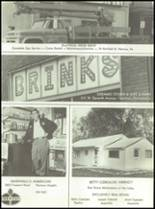 1972 Highlands High School Yearbook Page 256 & 257