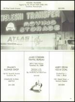 1972 Highlands High School Yearbook Page 260 & 261
