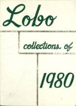 1980 Yearbook Longview High School