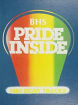 1982 Yearbook Bend High School