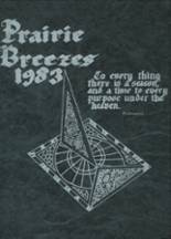 1983 Yearbook Bismarck High School