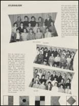 1962 Long Beach High School Yearbook Page 20 & 21