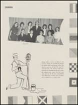1962 Long Beach High School Yearbook Page 22 & 23