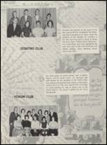 1962 Long Beach High School Yearbook Page 24 & 25