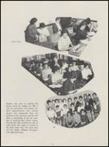 1962 Long Beach High School Yearbook Page 38 & 39