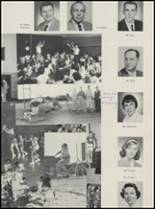1962 Long Beach High School Yearbook Page 40 & 41