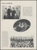 1962 Long Beach High School Yearbook Page 42 & 43