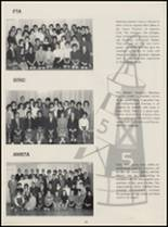 1962 Long Beach High School Yearbook Page 56 & 57