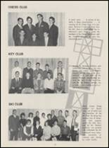 1962 Long Beach High School Yearbook Page 58 & 59