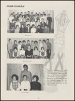 1962 Long Beach High School Yearbook Page 62 & 63