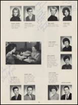 1962 Long Beach High School Yearbook Page 72 & 73