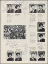 1962 Long Beach High School Yearbook Page 74 & 75