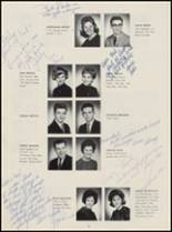 1962 Long Beach High School Yearbook Page 76 & 77
