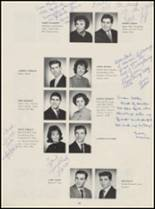 1962 Long Beach High School Yearbook Page 80 & 81