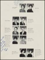 1962 Long Beach High School Yearbook Page 84 & 85
