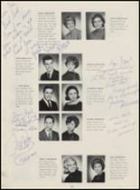 1962 Long Beach High School Yearbook Page 86 & 87