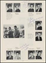 1962 Long Beach High School Yearbook Page 90 & 91