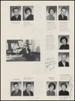 1962 Long Beach High School Yearbook Page 92 & 93
