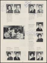 1962 Long Beach High School Yearbook Page 98 & 99