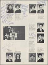 1962 Long Beach High School Yearbook Page 100 & 101
