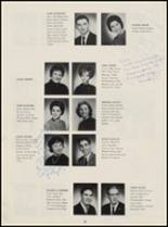 1962 Long Beach High School Yearbook Page 102 & 103