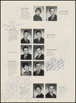 1962 Long Beach High School Yearbook Page 106 & 107