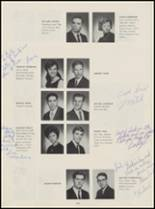 1962 Long Beach High School Yearbook Page 108 & 109