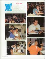 1998 Sandalwood High School Yearbook Page 10 & 11
