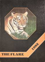 1982 Yearbook Conroe High School