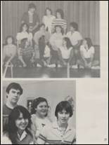 1982 Dodge City High School Yearbook Page 22 & 23