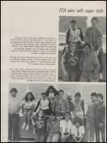 1982 Dodge City High School Yearbook Page 28 & 29