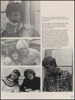 1982 Dodge City High School Yearbook Page 38 & 39
