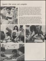 1982 Dodge City High School Yearbook Page 40 & 41