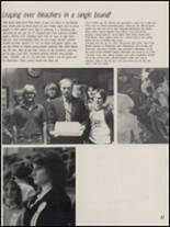 1982 Dodge City High School Yearbook Page 44 & 45