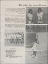 1982 Dodge City High School Yearbook Page 54 & 55