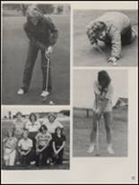 1982 Dodge City High School Yearbook Page 58 & 59