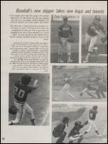 1982 Dodge City High School Yearbook Page 70 & 71