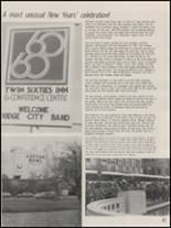 1982 Dodge City High School Yearbook Page 84 & 85
